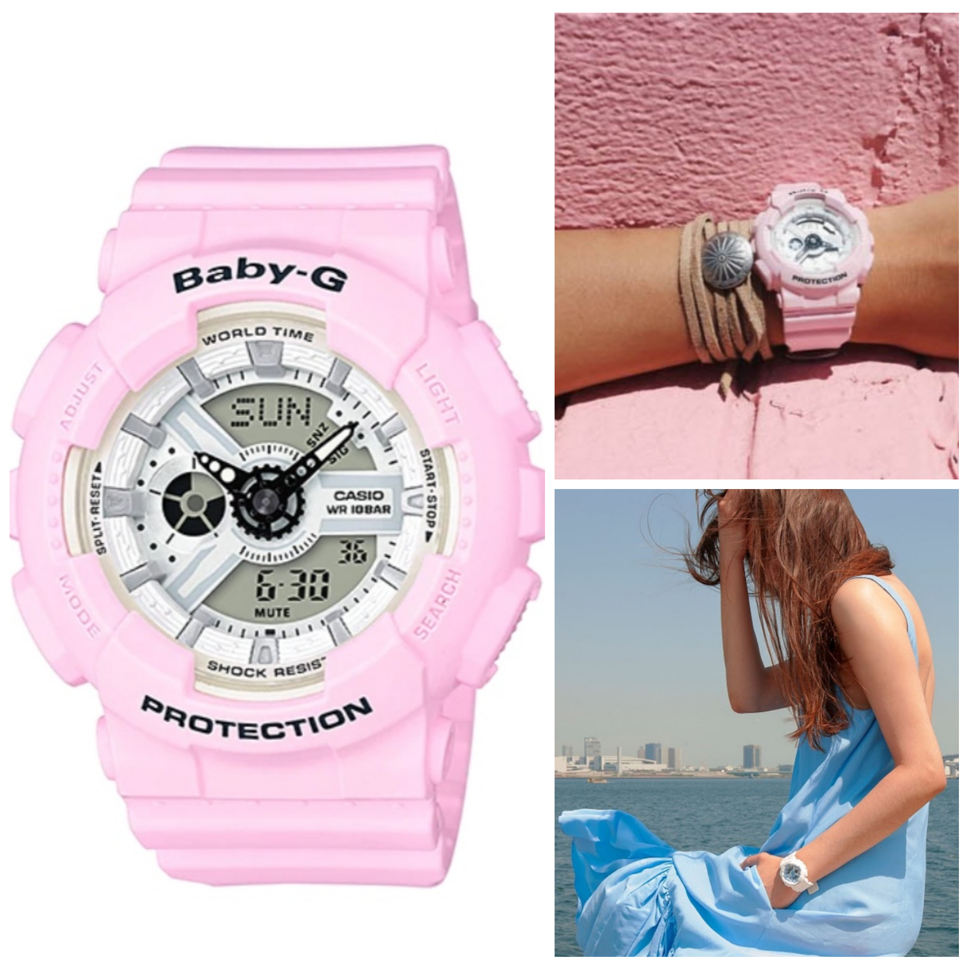 BA-110BE-4A CASIO BABY-G