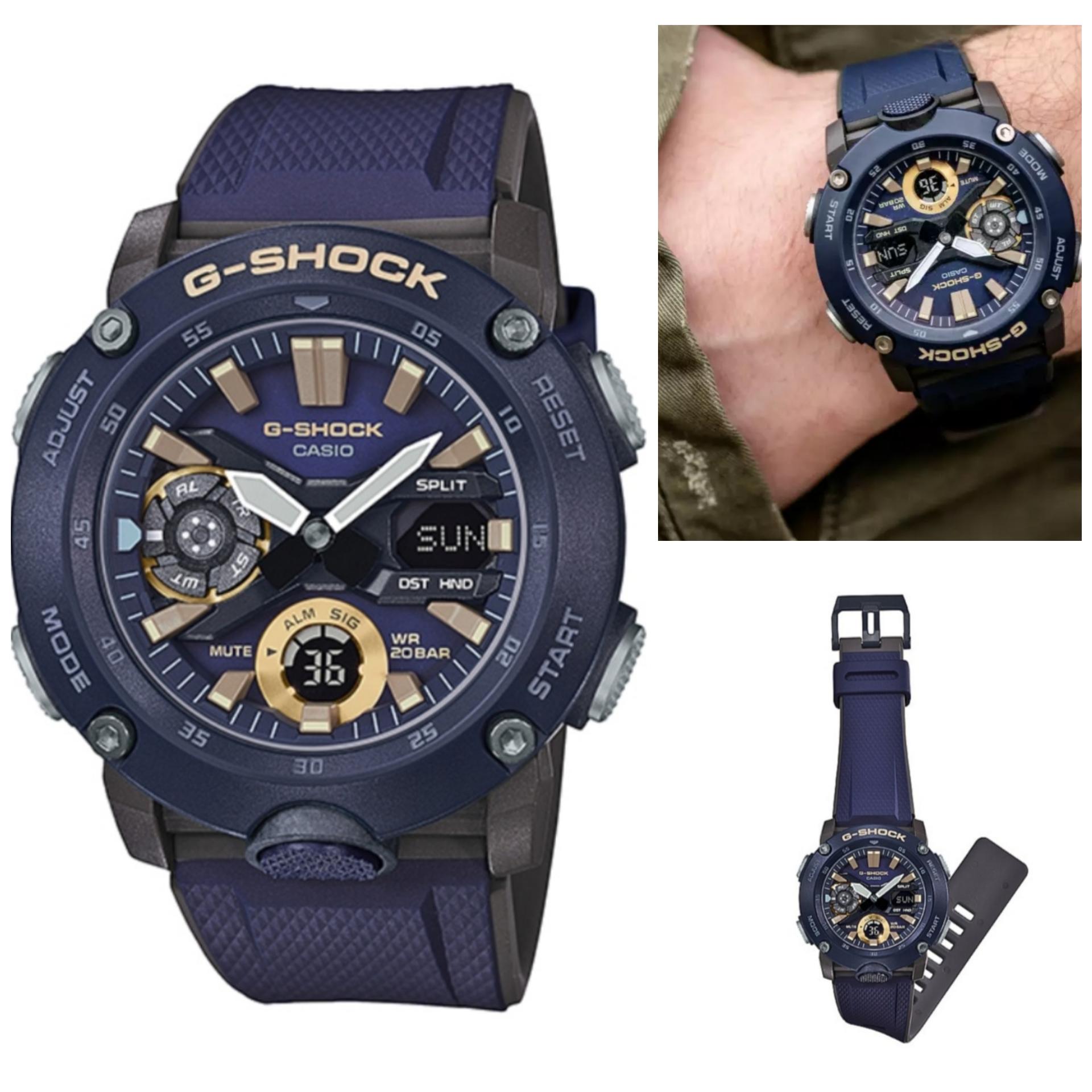 GA-2000-2A CASIO G-SHOCK