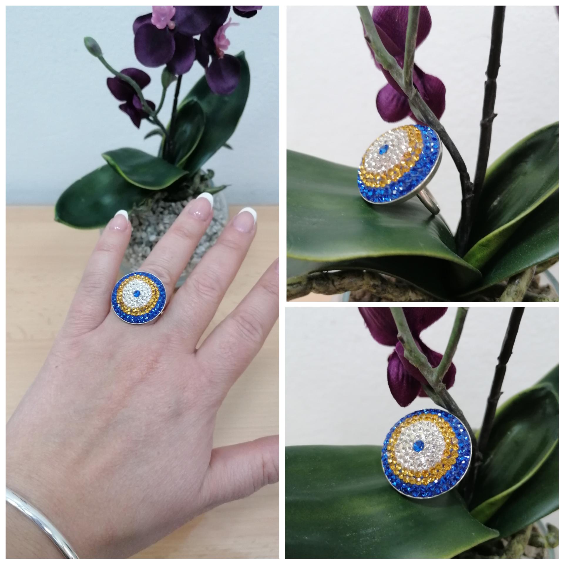 7 Srebrni prsten 748