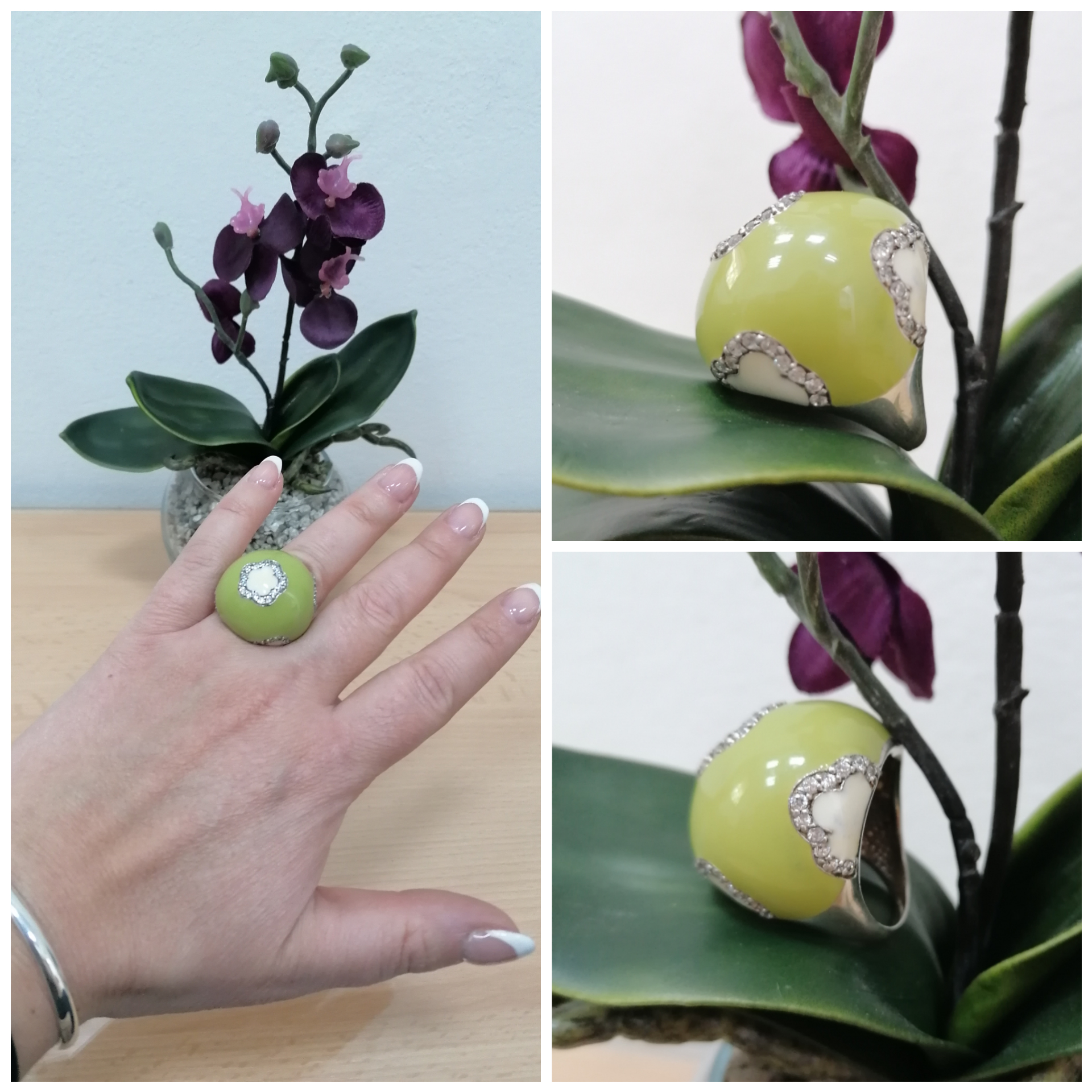 2 Srebrni prsten 91579