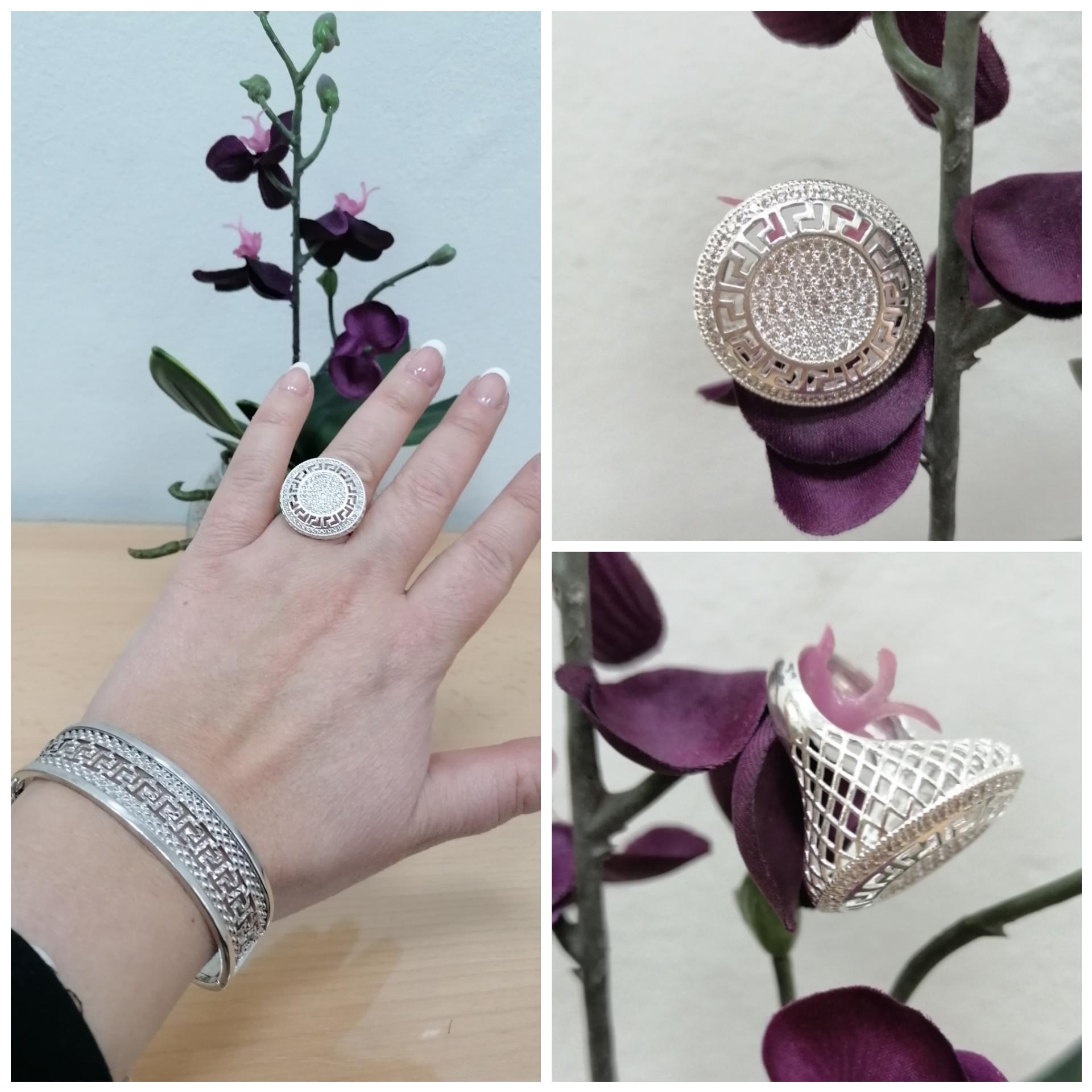 9 Srebrni prsten 540