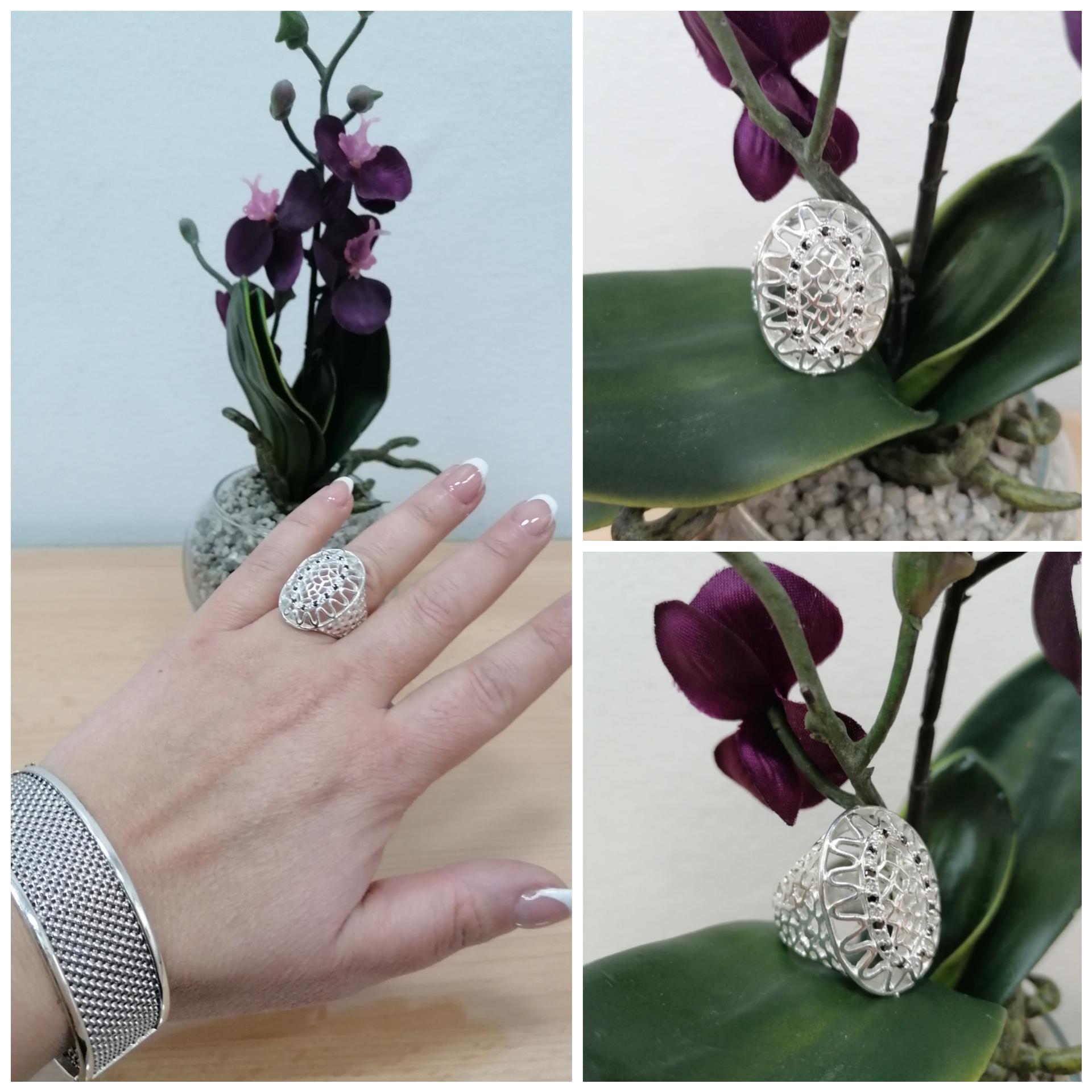 9 Srebrni prsten 837