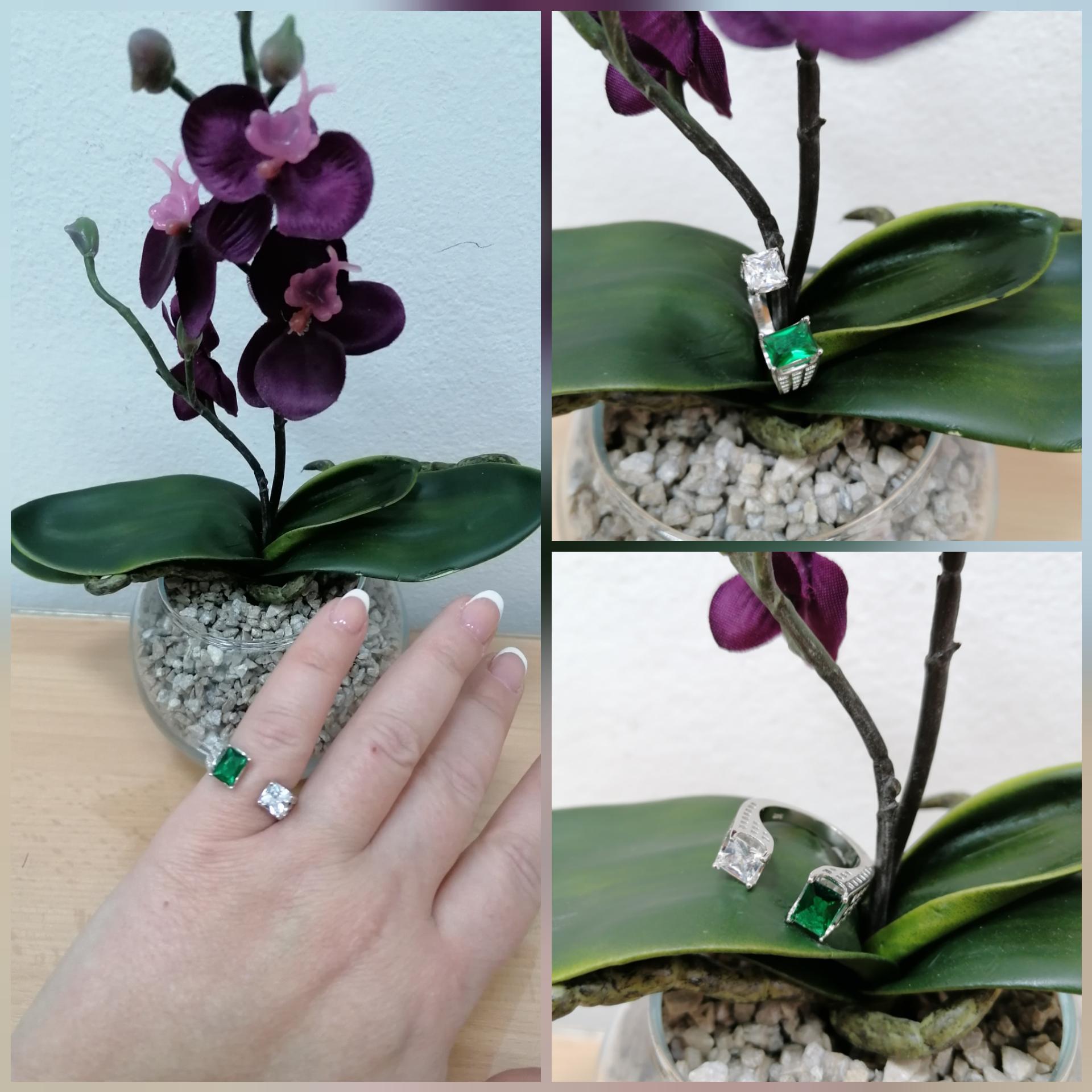 4 Srebrni prsten 454