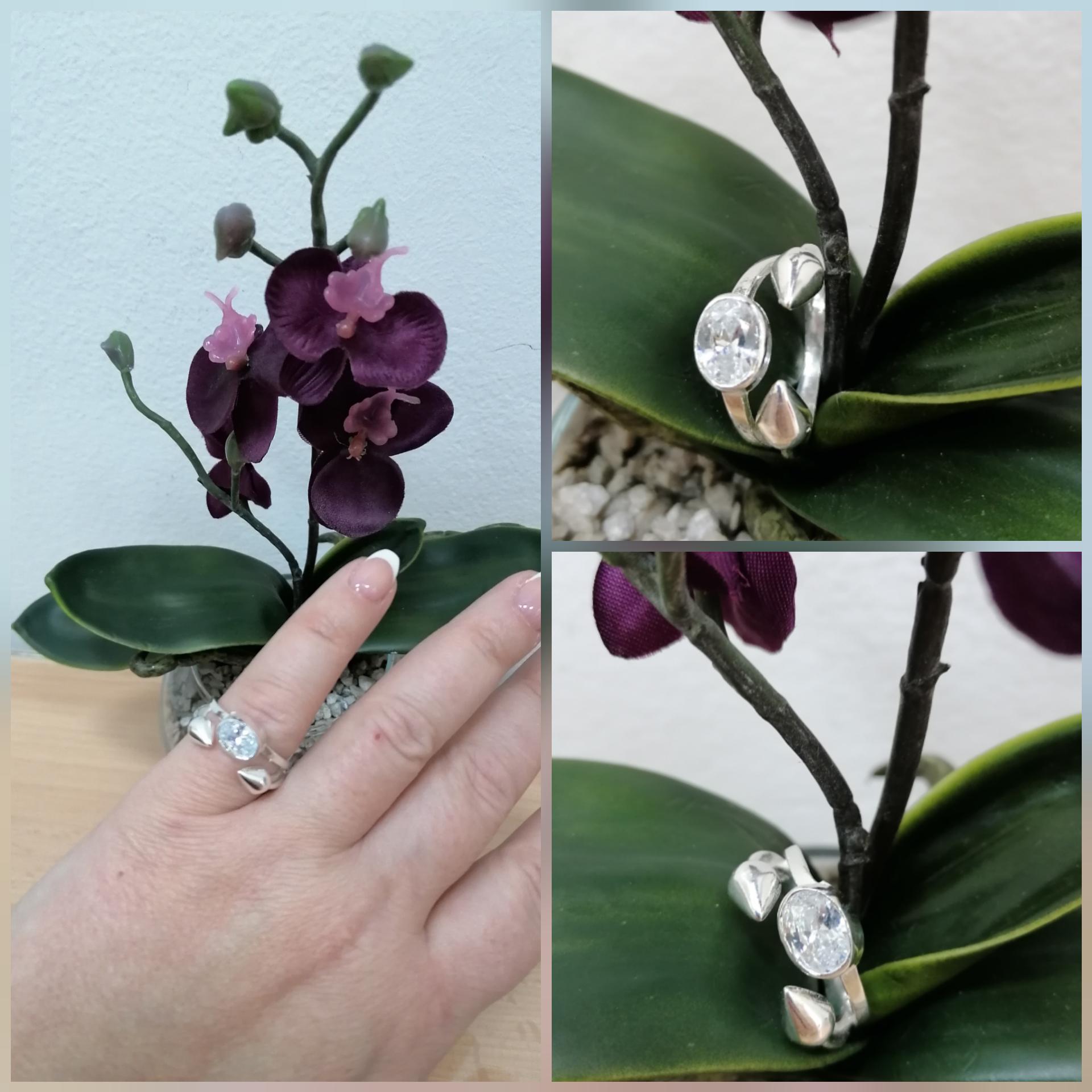 4 Srebrni prsten 537
