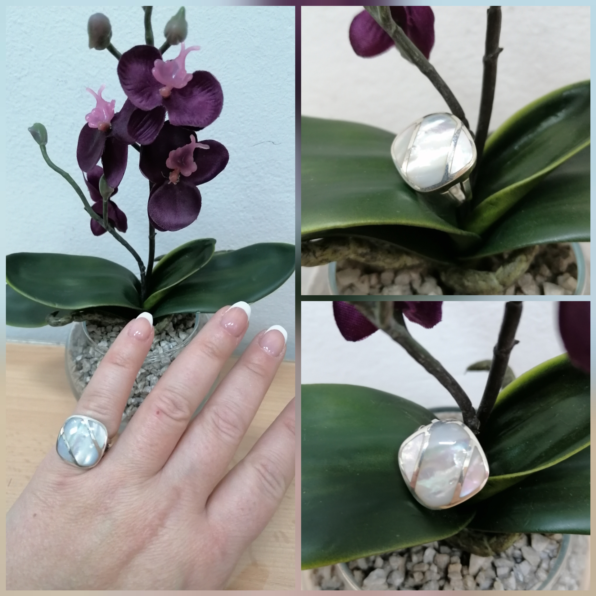 3 Srebrni prsten 504