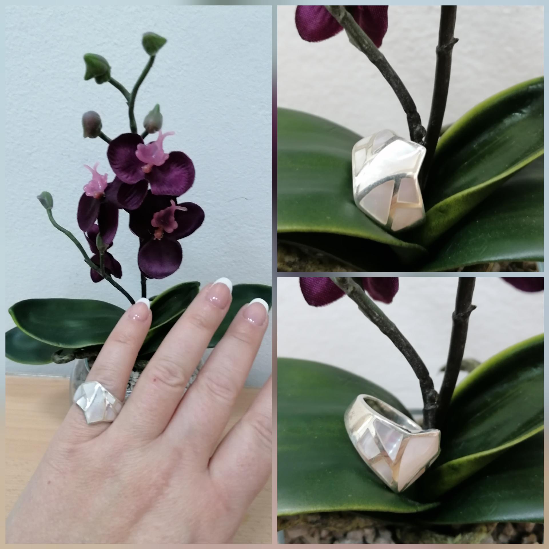 3 Srebrni prsten 611