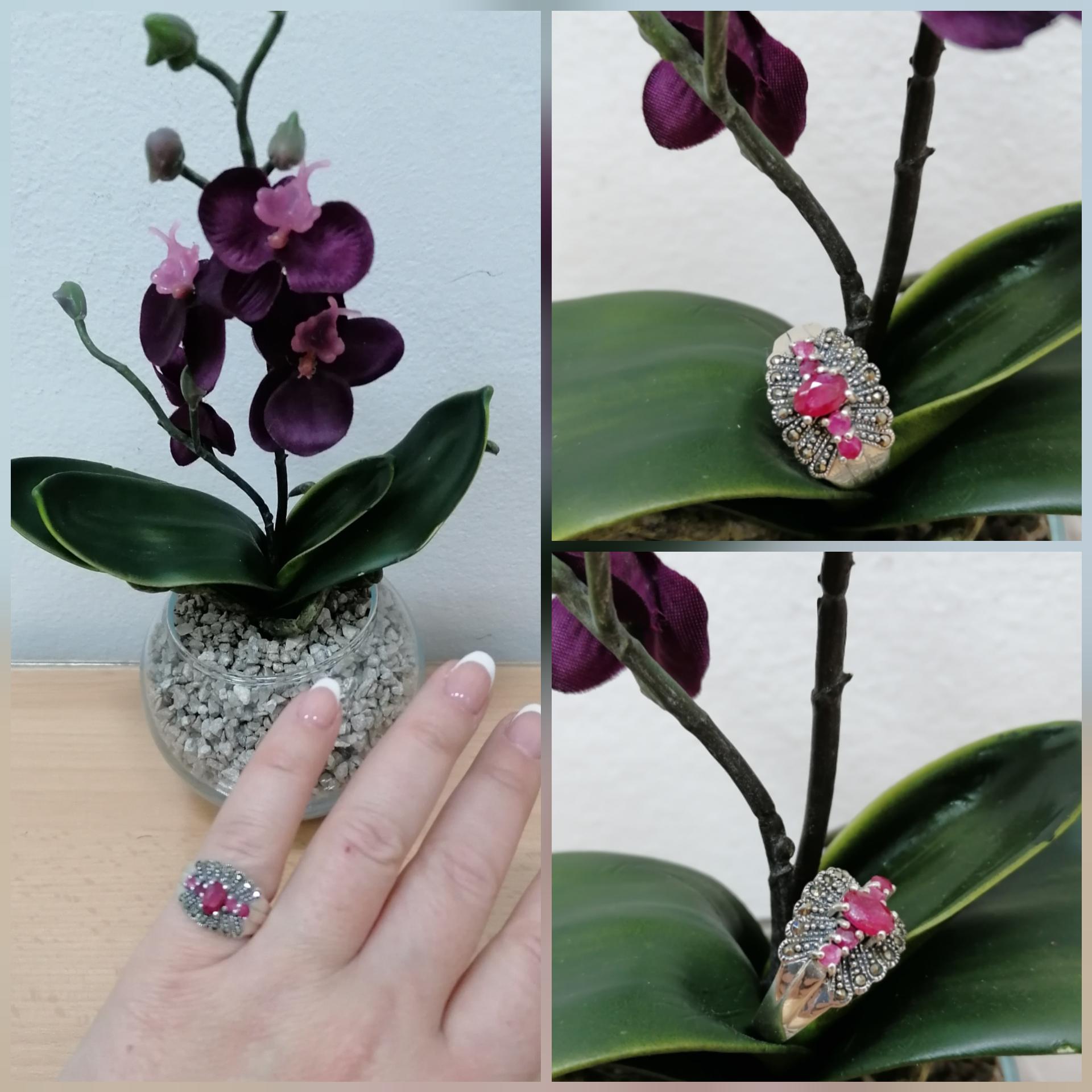 8 Srebrni prsten 534