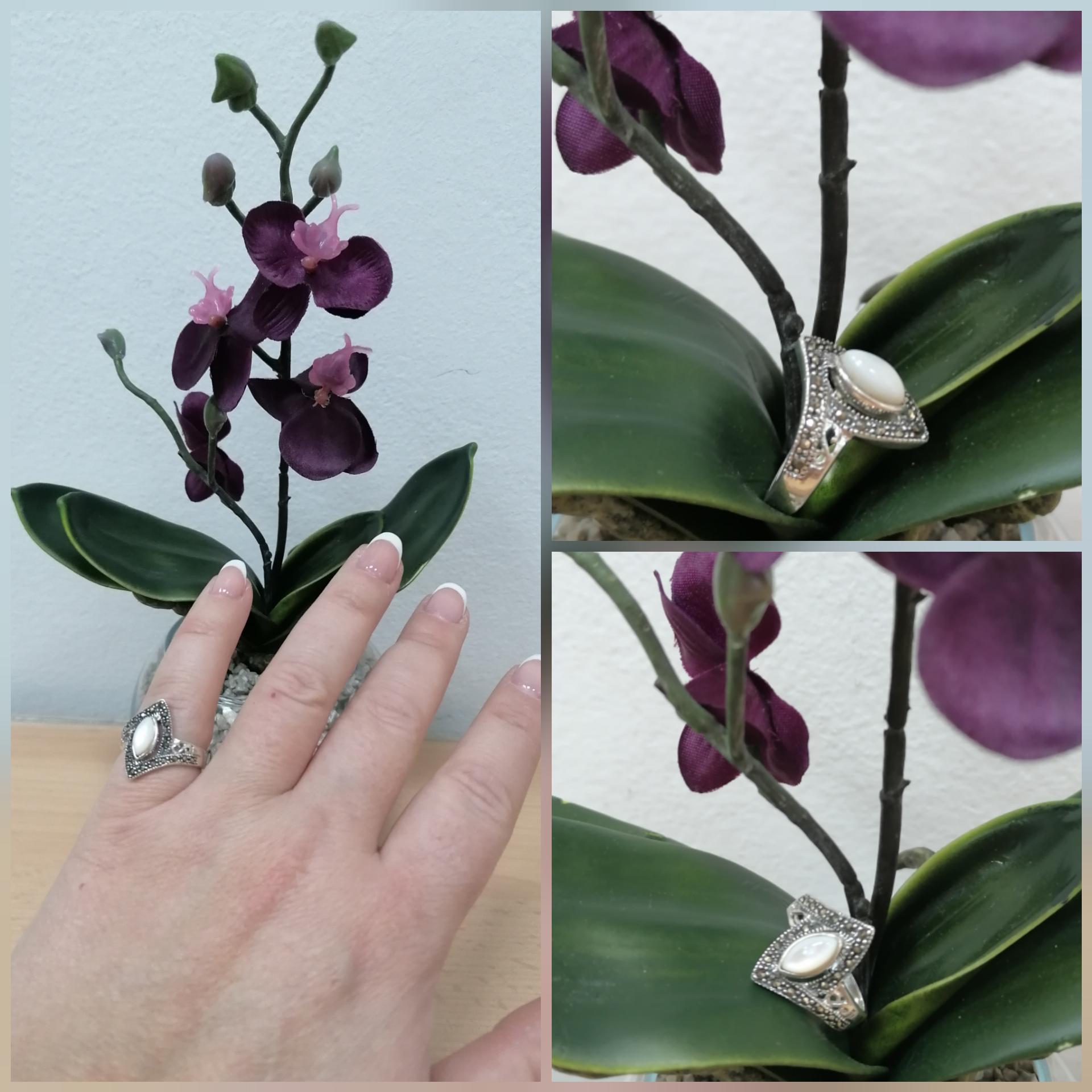 8 Srebrni prsten 405