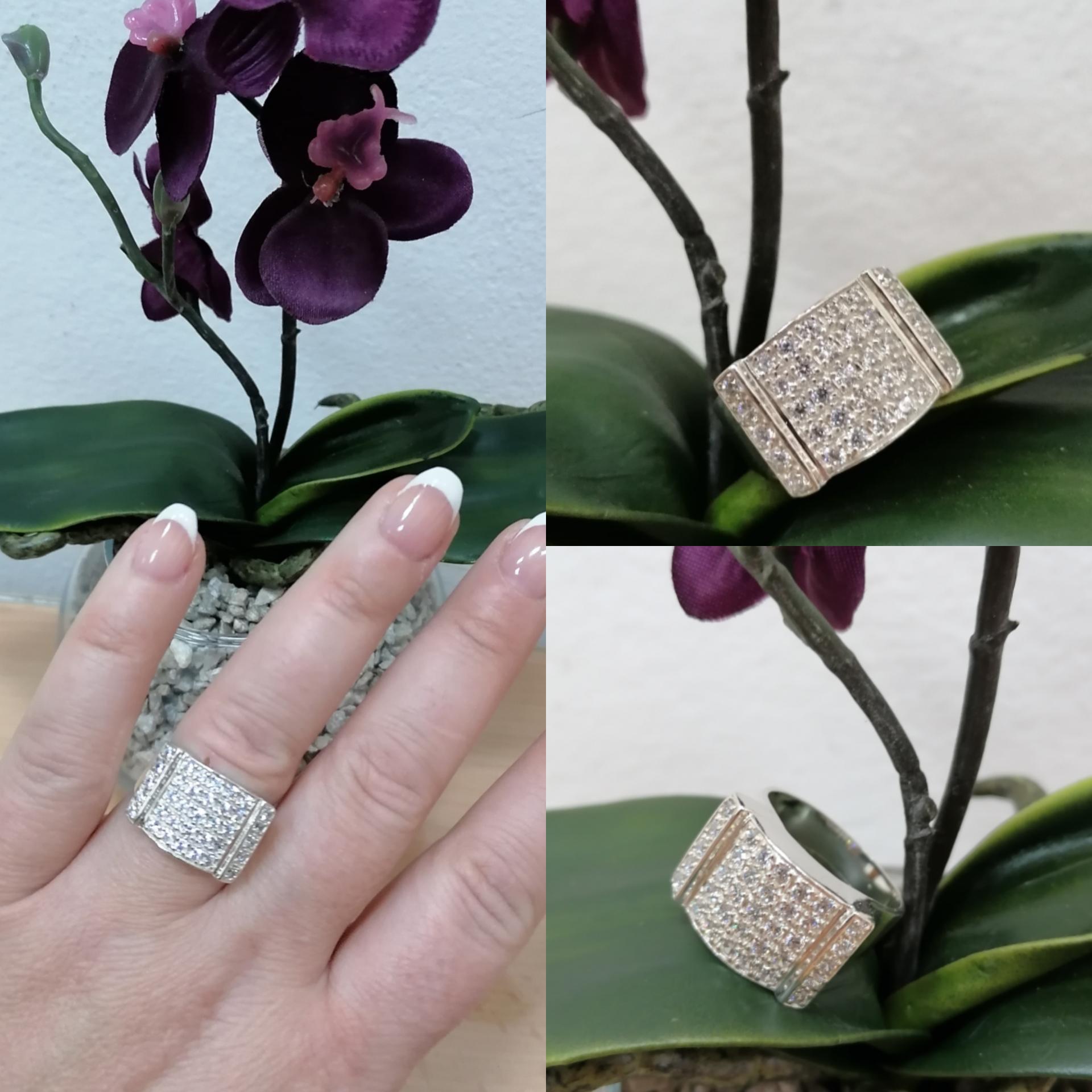 6 Srebrni prsten 839