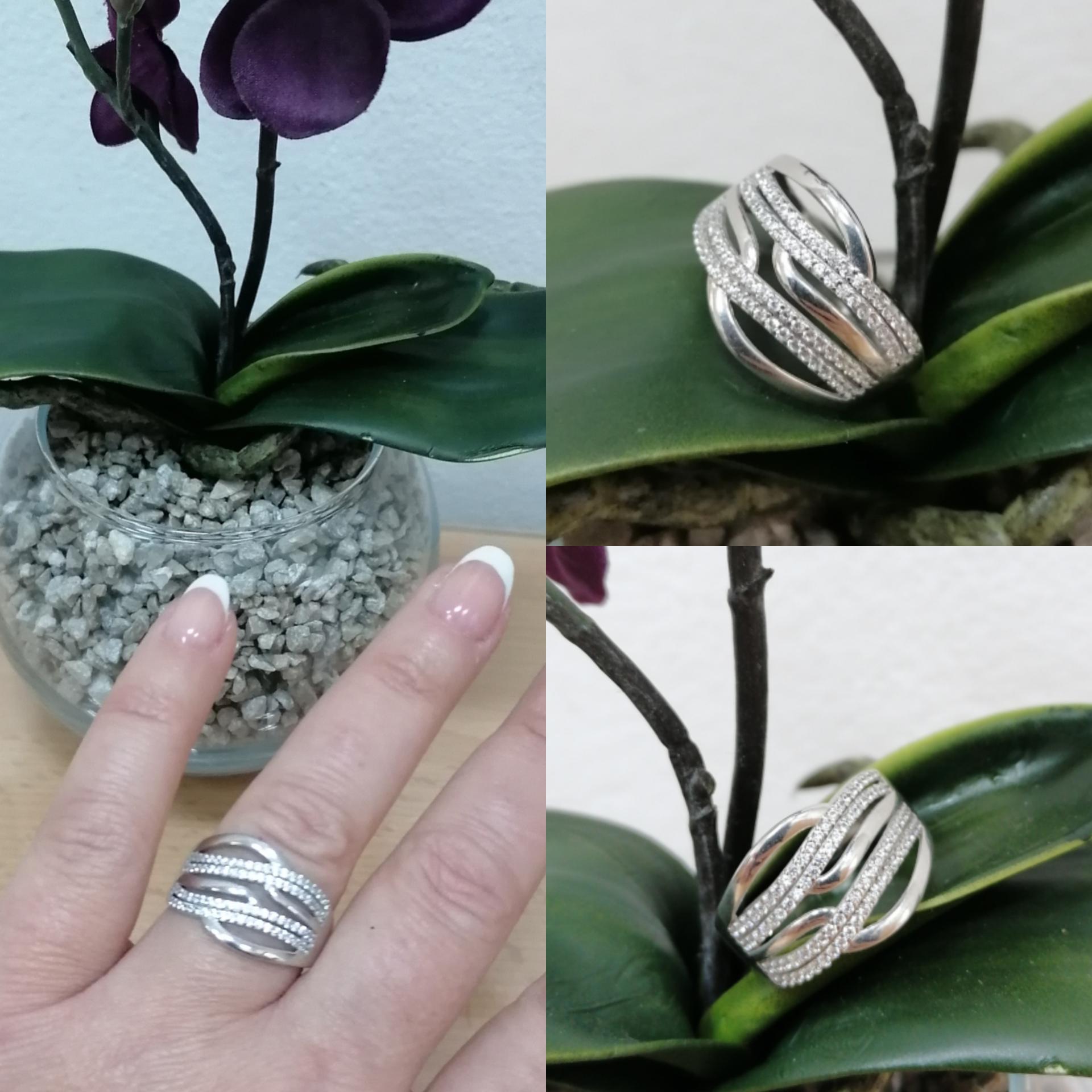 5 Srebrni prsten 308