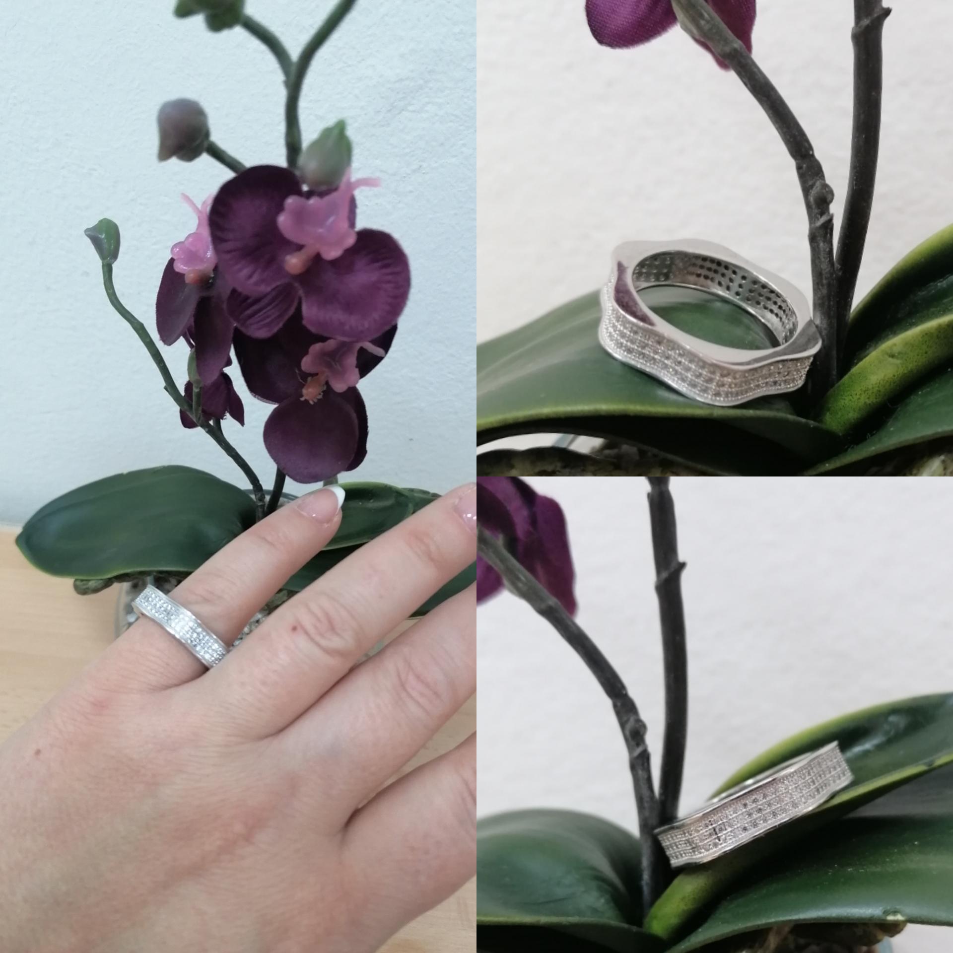 6 Srebrni prsten 631