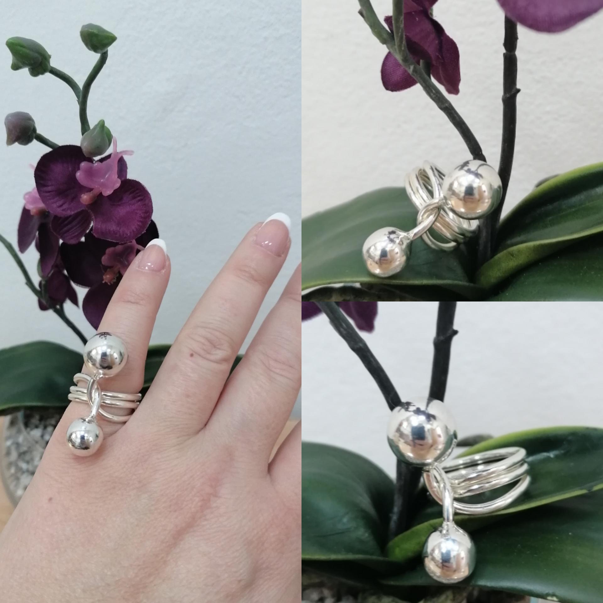 1 Srebrni prsten 91009