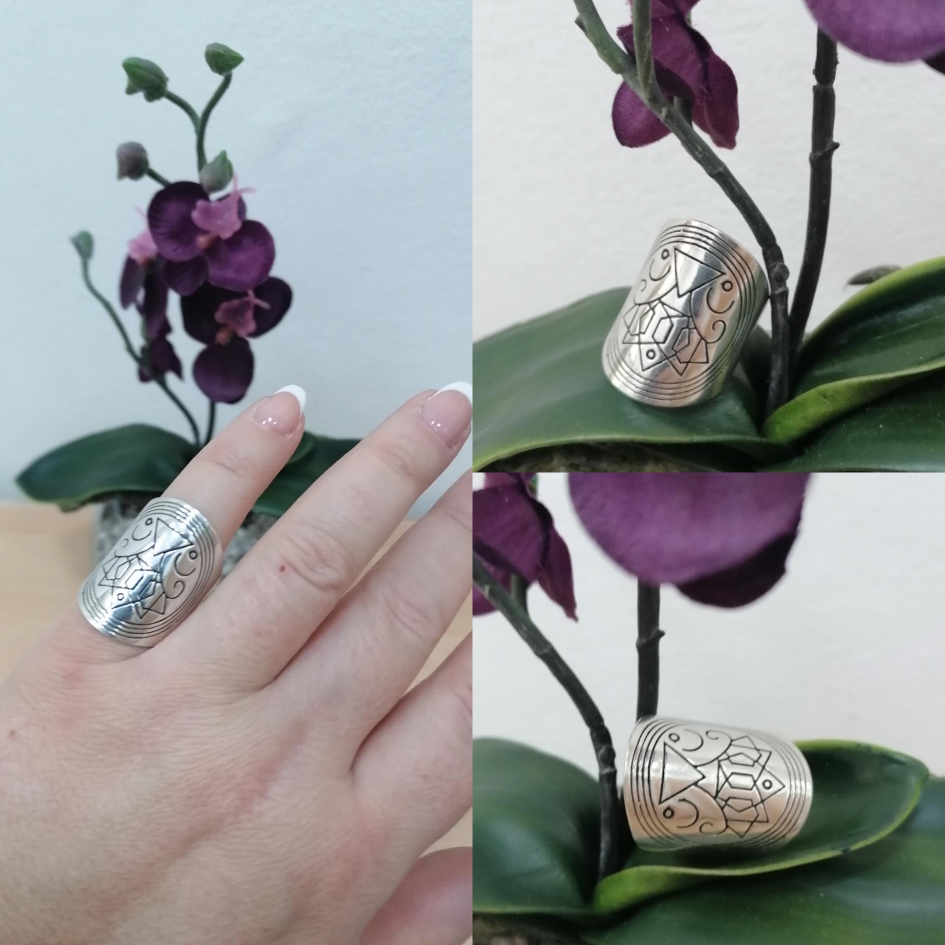 1 Srebrni prsten 748